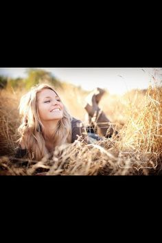 Another lying-down pose I actually like... Senior Pictures