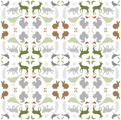 woodland fabric - Google Search