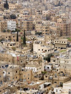 Amman - Jordan  I've been real quick, one night: the first foreign country I ever set foot in. I'd like to return and explore. I need to swim in the Dead Sea.