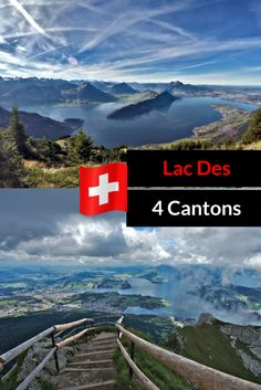 The 4 canton lake in Switzerland: probably one of the most beautiful Swiss lakes! In this article, we suggest 3 hiking routes to gain height and admire the lake from above. Rigi, pilatus and Vitznauerstock: 3 viewpoints, 3 hikes. Places To Travel, Places To See, Travel Destinations, Zurich, Travel Pictures, Travel Photos, Trip Pictures, Switzerland Destinations, Switzerland Trip