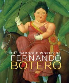 Colombian-born Fernando Botero (b. 1932) is a painter, sculptor, and draftsman renowned for his extravagantly rounded figures combining the polish and excess of Spanish colonial baroque with the socia