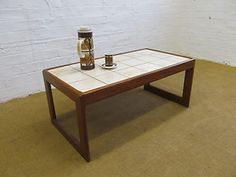 Mid Century Danish Modern 1960u0027s Teak Coffee Table | EBay. Very Small, Only  38