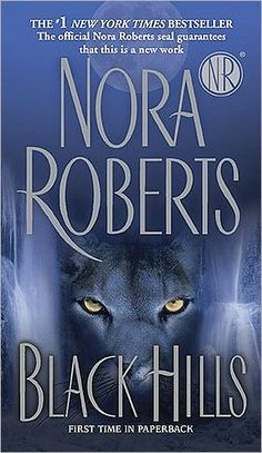 Black Hills - Nora Roberts books make for a good light read.  Romance and Suspense as usual.