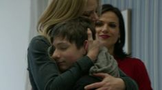 """Regina is just thinking... """"Oh my babies! <3"""""""