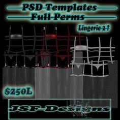 Lingerie 2? PSD