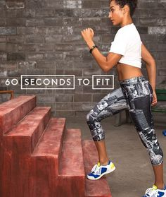 60 Second Exercise Videos - One Minute Workout | You don't have to always…