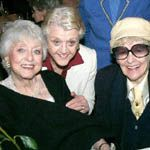 Photo Coverage: Celeste Holm's 90th Birthday Party