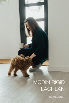 Modin Rigid Collection - Lachlan. Influenced by classic Nordic design. Surprisingly flexible with furnishings. Amplify by continuing the clean modern aesthetic, or punctuate with statement pieces. With Modin Rigid, we have raised the bar on vinyl plank. The result is a new standard in resilient flooring. Unique Flooring, Vinyl Plank Flooring, Luxury Vinyl Plank, Nordic Design, Basement Remodeling, Bar, Classic, Modern, Texture