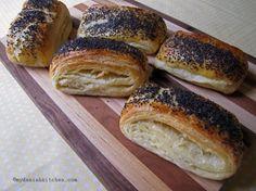 Birkes - Danish rolls - these are sooo good