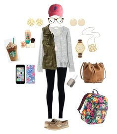 """""""Christmas Wish List"""" by charlotteborland ❤ liked on Polyvore featuring NIKE, Jennifer Zeuner, Harding-Lane, Rebecca Taylor, Tory Burch, Auden, Sperry Top-Sider, Allurez, Kate Spade and Warby Parker"""