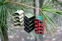 Ribbon Candy Ornaments
