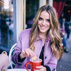 Julie Hengel - Hair