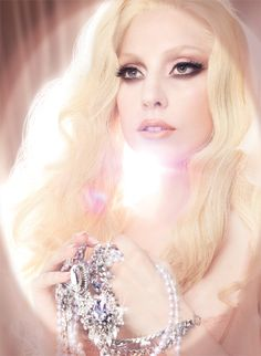 Lady Gaga for M.A.C Viva Glam
