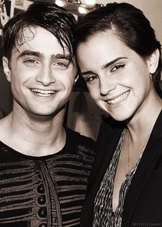 Daniel & Emma, Harry Potter