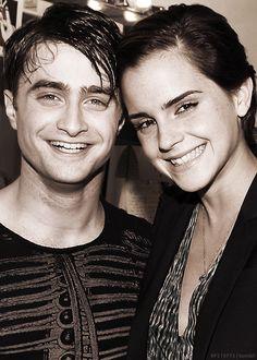 Daniel & Emma, Harry Potter