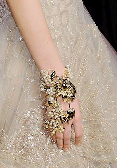 baeptiste:     Elie Saab Haute Couture Spring 2015 : it was all a dream