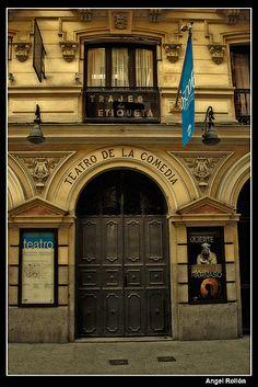 Teatro de la Comedia Madrid  SNP Consultores, especialistas en márketing estratégico. www.mundosnp.com