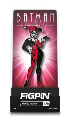 Harley Quinn Figpin 478