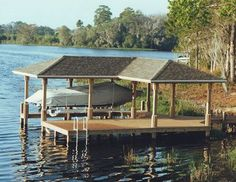 Image Result For Luxurious Boat Dock Designs