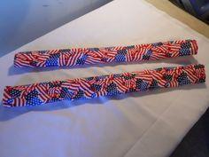 Cover Flag Print Refrigerator Handle Covers Set of 2 #Handmade