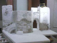 Foro de Belenismo - Arquitectura y paisaje -> construcción arabe