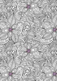 Creative Therapy: An Anti-Stress Coloring Book: Hannah Davies, Richard Merritt, Jo Taylor: 9780762458813: Books - Amazon.ca