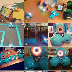 Searched the hashtag today and found a bunch of amazing activities! Looking forward to trying all of these with our learners during upcoming camps. by teamthorious Dash And Dot, Coding For Kids, Library Lessons, Camps, Robots, Lesson Plans, Tech, Activities, Amazing