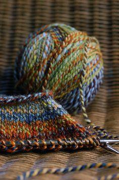 I want yarn like this