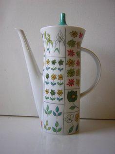 Vintage Rosenthal Studio-Linie Emilio Pucci Coffee Pot