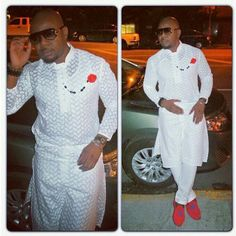 African Men Style