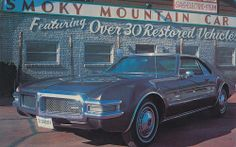 Smoky Mountain Car Museum - Pigeon Forge, Tennessee