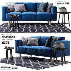 Sofa Ikea Norsborg 2