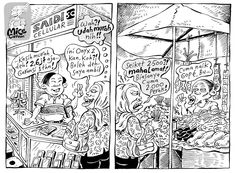 Mice Cartoon, Kompas Minggu - September 2012