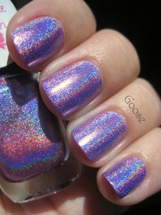 Goose's Glitter: Cupcake Polish American Beauty Collection Swatches and Review