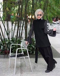 Lyn Slater, a 63-year-old Associate Professor at Fordham, was photographed on the streets of NYC during Fashion Week. Since her chance encounter, Lyn has started an online fashion blog, aptly titled Accidental Icon. Photos and story at the click.