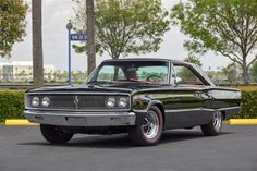 1967 Dodge Coronet 440~This looks so much like my Dad's showcar, except his was a 500 convertible
