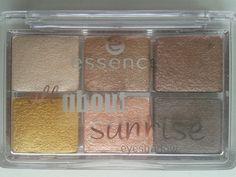 My review of the Essence All About Sunrise eyeshadow palette is up on my blog!! Check it out here: http://www.sufferformakeup.com/2014/08/review-essence-all-about-sunrise.html