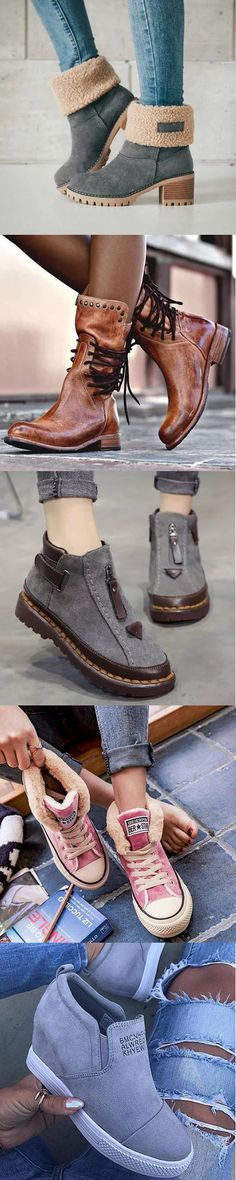 60 Trendy How To Wear Loafers Women Casual Cute Shoes Boots, Me Too Shoes, Shoe Boots, Ankle Boots, How To Wear Loafers, Loafers For Women, Casual Shoes, Bootie Boots, Fashion Shoes