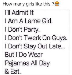 I wouldnt call it lame. All us ladies are different anyways but that shit aint me.