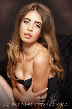 Photos shot for model's Portfolio  Hair & Makeup: Sammy Carpenter Photography: Alistair Cowin