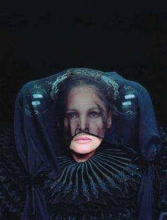 Eiko Ishioka (vestuario), The Queen of Chain //Cremaster 5