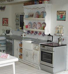 love Carolyn's Little Kitchen: kitchen
