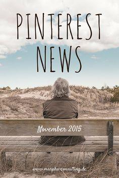 Pinterest weitet seine Aktivitäten in Europa aus. Im November kündigte das Unternehmen an, Promoted Pins in Großbritannien einzuführen. Damit dürfte auch der Einsatz auf dem deutschen Markt bald bevorstehen. Was diesen Monat sonst noch rund um Pinterest passiert ist, lesen Sie in diesem Beitrag.