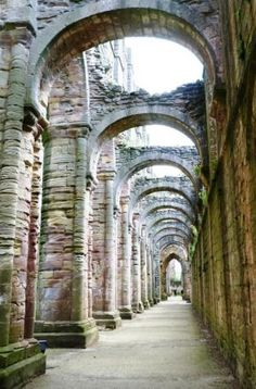 "Check out ""Fountains Abbey."" pictures and other great photos of Ripon, England and nearby locations submitted by travelers at IgoUgo."