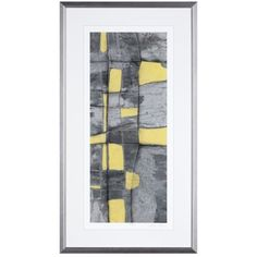 Lemon On Grey 1 - Limited Edition (1,130 CNY) ❤ liked on Polyvore featuring home, home decor, wall art, art, gray home decor, grey home decor, grey wall art and framed wall art