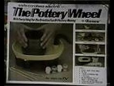 The Pottery Wheel By Ronco (Commercial, 1978) Here's a holiday commercial for The Pottery Wheel by Ronco. Makes a great Christmas gift.  This aired on local Chicago TV on Thursday, November 23rd 1978.