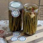 Pickled Asparagus