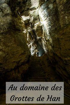 Le plein d'activités au Domaine des Grottes de Han: Il existe une foule d'activités au Domaine des grottes de Han : safari photo dans le parc animalier, spéléo dans les Grottes... Petit compte-rendu de quelques une d'entre elle.