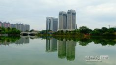 临桂新区航拍,展现大都市风貌 - 桂林新闻报料 桂林人论坛