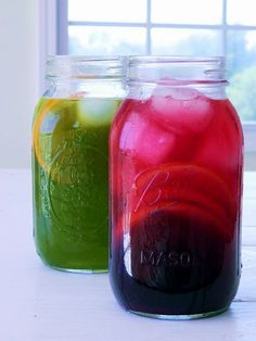 Raw on $10 a Day (or Less!): Beet Lemonade & Green Orangeade ~ Raw Food Recipe for Kids!